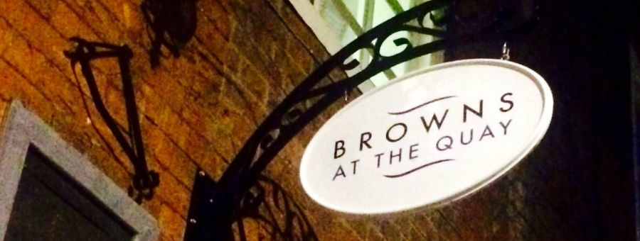 Browns at the Quays Restaurant, Worcester